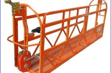 1.8kw 8kn zlp 800耐用悬挂式工作平台,钢丝绳直径8.6mm
