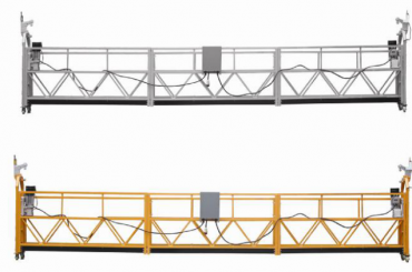 208 v / 60hz三相100m,150m,200m等铝合金zlp630悬浮式摇篮