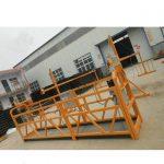 悬挂工作平台铝制脚手架,价格低廉