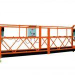 2.5mx 3节1000kg悬挂式平台升降速度8-10米/分钟