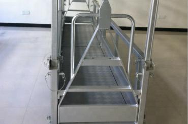 悬挂式钢结构工作平台/悬挂式钢平台