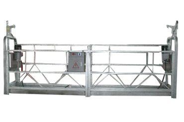 可移动安全绳悬挂平台zlp500,额定容量500kg